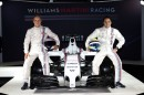 Massa und Bottas-Martini Racing